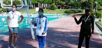 Pódium de natación para Querétaro y Michoacán en Juegos de los Trabajadores