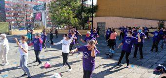 Prepara INDET festejo para día de las madres con activación física