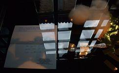 Pierre-Alain Hubert, Pour rejoindre la céleste demeure, prendre une cuillère de nuage, matin, midi et soir, 2013