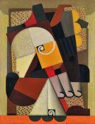 Auguste Herbin, Composition cubiste, 1919