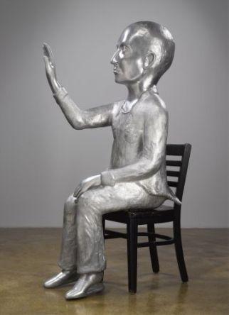 Kiki Smith, Annunciation, 2008