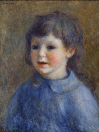 Renoir, Portrait de Pierre Renoir, 1890