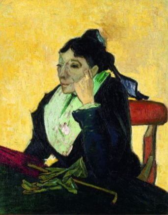 Vincent Van Gogh L'Arlésienne, Madame Ginoux, 1888