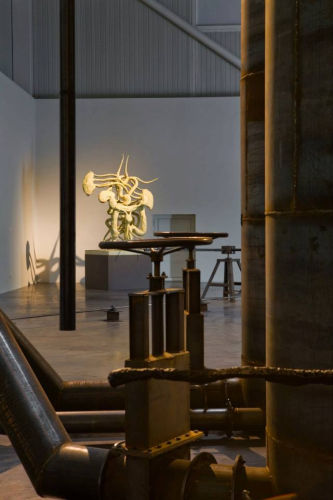 Atelier Van Lieshout, Blast Furnace, 2013