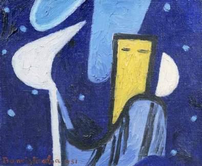 Picabia, Mardi, 1951