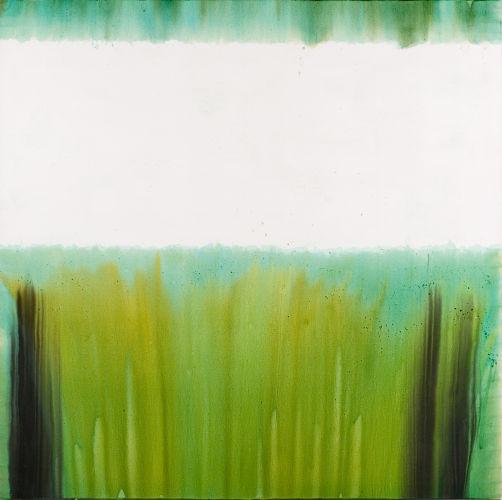 Marc Devade, Sans titre, 1974
