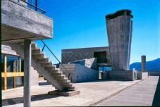 Le Corbusier, Marseille, Unité d'habitation, 1945 ©Fondation Le Corbusier-ADAGP, Paris 2013