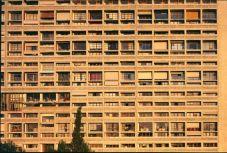 Le Corbusier, Marseille, Unité d'habitation Ouest, 1945 ©Paul Koslowski-Fondation Le Corbusier-ADAGP, Paris 2013