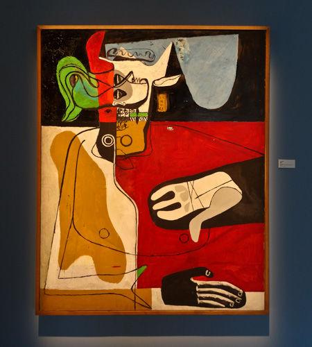 Le Corbusier, Taureau, 1963