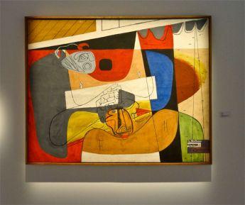 Le Corbusier,Taureau XIII, 1956