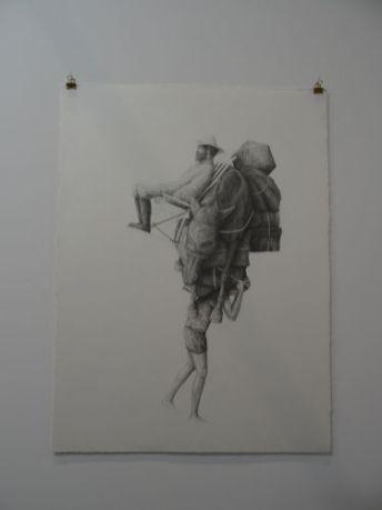 Drawing Room 013 - Galerie Marine Veilleux - Daniel Otero Torres