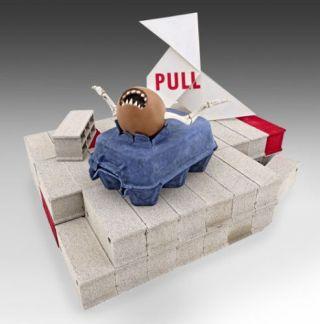 Nicolas Rubinstein Big Pull!