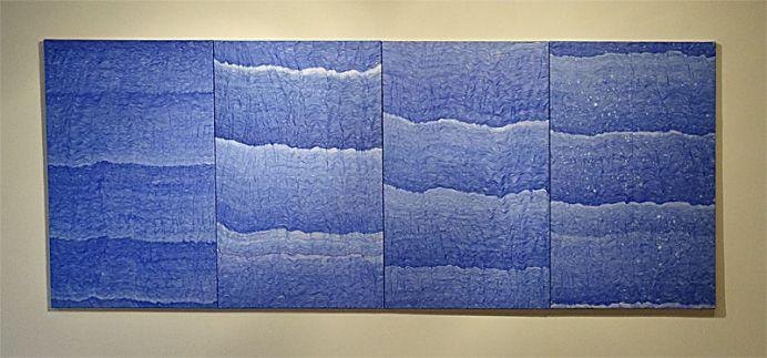 Intuitions n°2, n°3, n°4 et n°5, 2012