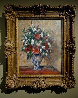 Camille Pissarro, Nature morte aux pivoines et seringa, 1872-1877
