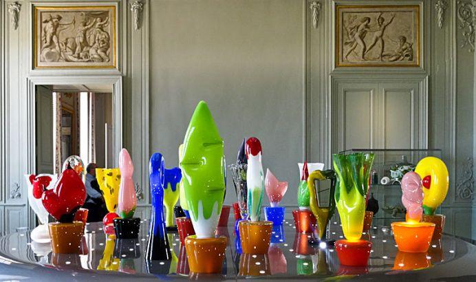 Pucci de Rossi, les Inflatables