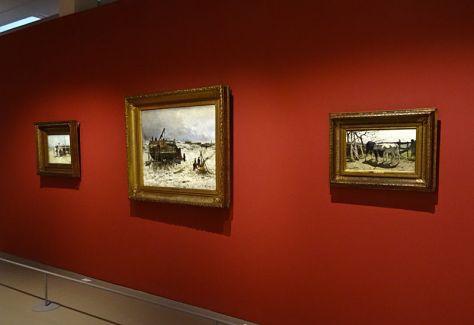 Van Gogh - Vue de l'exposition Couleurs du Nord Couleurs du Sud - Arles - Salle 1-4_1_1_1