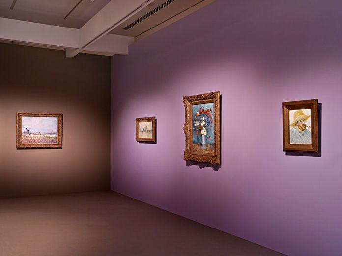 Van Gogh - Vue de l'exposition Couleurs du Nord Couleurs du Sud - Arles - Salle 2-1_1
