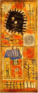Roger Bissière, Soleil noir, 1949