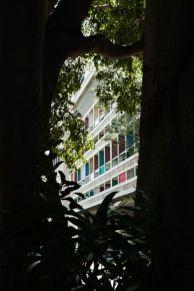 Cité radieuse, Le Corbusier