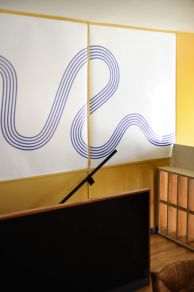 Pierre Charpin Appartement n° 50, Le Corbusier à Marseille © P. Savoir & Fondation Le Corbusier / ADAGP
