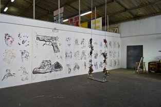 Atelier Timothée Talard - Pareidolie 2014