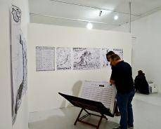Efrén Álvarez - Àngels Barcelona - Pareidolie 2014