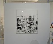 Emmanuel Regent - Galerie Bertrand Baraudou - Pareidolie 2014