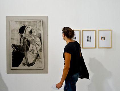 João Vilhena - Galerie Alberta Pane - Pareidolie 2014
