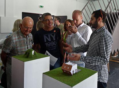 Benedetto Bufalino, La maison de lotissement, 2006 – 2012, la maison d'architecte à partir de la maison de lotissement, 2006 - Les franchises de fictions, Petitrama, Marseille