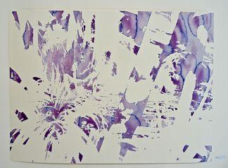 Michael Rampa, Harrow, 2014 - Galerie Christopher Gerber - Pareidolie 2014