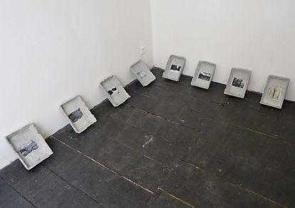 Mountaincutters, Concrétions, 2014. Galerie Gourvennec Ogor à Marseille