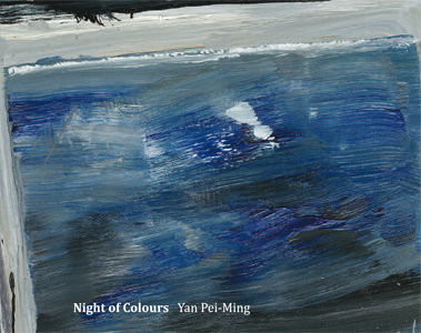 Yan Pei-Ming, Night of Colours , Presses du réel
