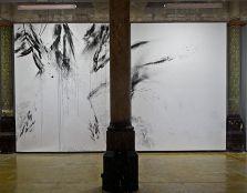 Abdelkader Benchamma, Le réel comme autant de plan vibrant (Détail), 2014