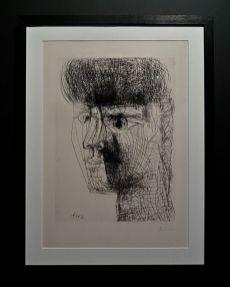 Picasso, Portrait de Paul Reyes, 1964