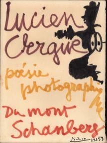 Pablo Picasso, Poésie der photographie, 1959, dessin, éditions DuMont Schauberg 1961