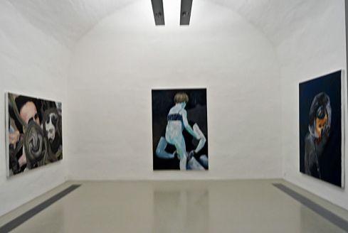 Mélanie Lefebvre, Prix Felix Sabatier 2013 - Musée Fabre, Montpellier