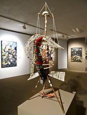 François Sergio, Entre paroi et membrane, 2013 - Musée Paul Valéry