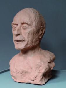 Martine Rouart, Buste de Paul Valéry