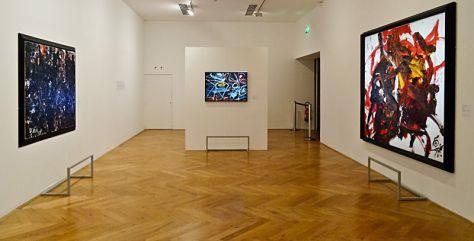 Musée Cantini, Marseille, vue de l'exposition Collections d'Art Moderne, RDC- Petite salle