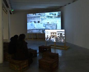 Jordi Colomer Médina (Parkour), 2013 et Architectes (Tétouan), 2013