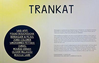 Trankat - Texte d'introduction