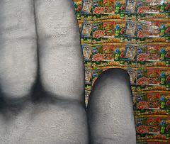 Patrice Palacio, Fate, 2010, (détail)