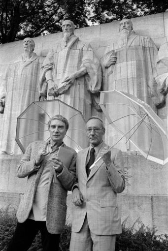 François Lagarde, Brion Gysin et William S