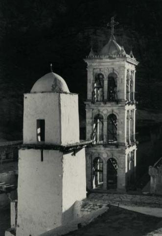 Mont Sinaï, monastère de Sainte-Catherine, Elliott Erwitt, Égypte, 1958