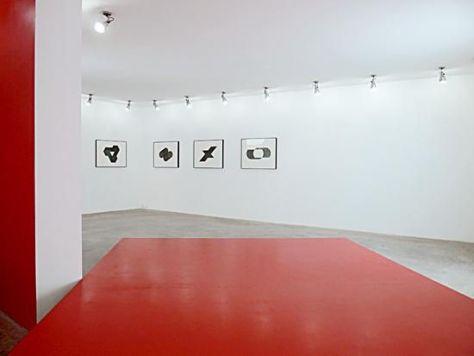 Michaël Viala, « deux mille quinze » à la galerie Vasistas, Montpellier. Photo Galerie Vasistas