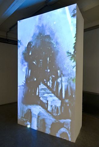 Melanie Smith : « Xilitla: Dismantled 1 », 2010