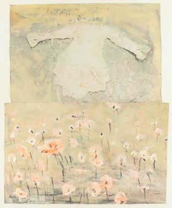 Anselm Kiefer Les reines de France, 2001