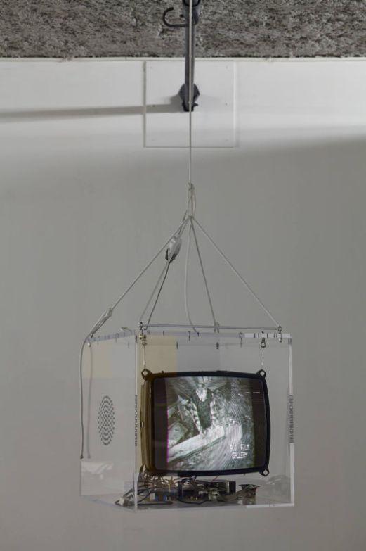 Francisco Tropa, TSAE, Influence américaine, Musée régional d'art contemporain, Sérignan - © Jean-Christophe Lett
