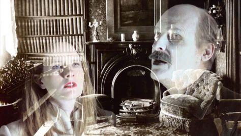 Image fixe extraite du film « Imponderable » de Tony Oursler - Holmes - Conan Doyle