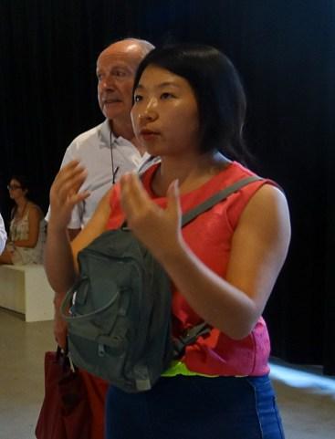 Qingmei Yao, Recrute mendiant, 2015 - Show Room - Art-O-Rama 2015